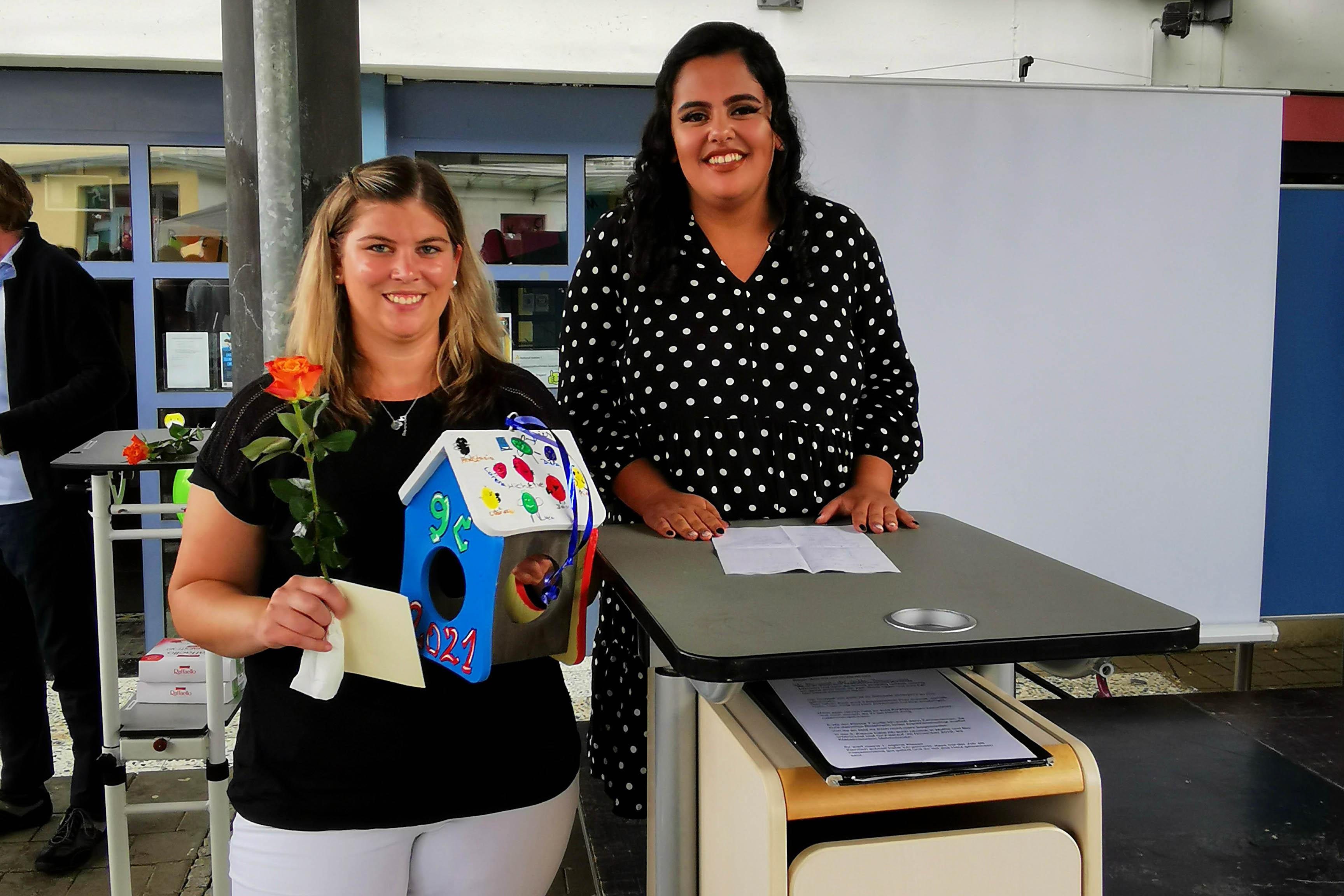 Realschule plus Puderbach verabschiedet Berufsreifeschüler