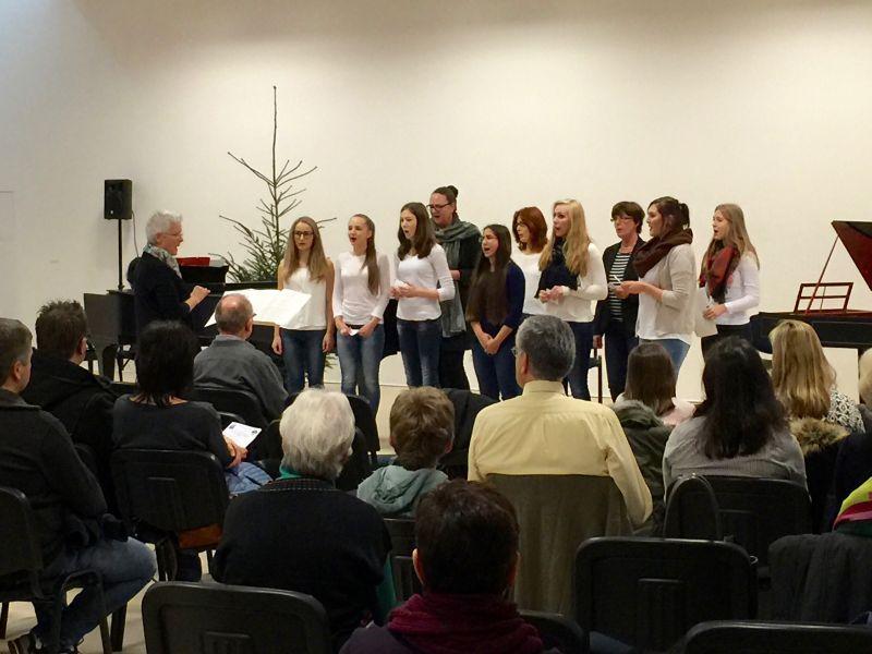 Adventskonzert der Kreismusikschule Westerwald