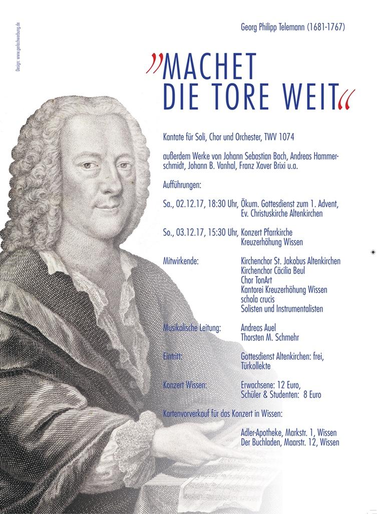 """""""Machet die Tore weit"""": Adventskonzert in der Wissener Pfarrkirche"""