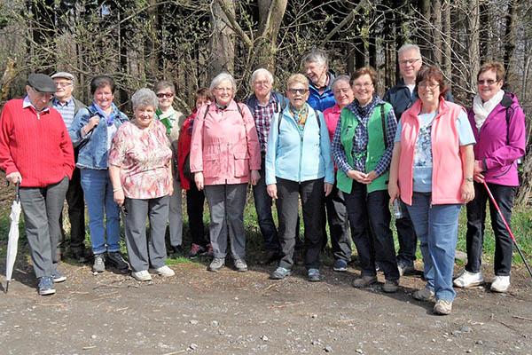 Vereinigte Chorgemeinschaft Straßenhaus auf Tour