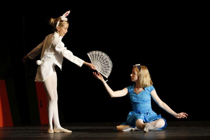 Grandiose Vorstellungen beim Ballett- und Tanz-Theater-Festival