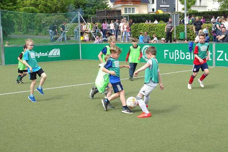"""DFB-Aktionstag: Mini-Spielfeld und """"Tag des Mädchenfußballs"""""""