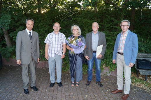 Alsbach hat neue Ortsbürgermeisterin und Gemeinderat