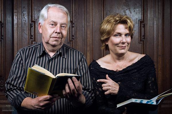"""Lesung mit """"Lesereif"""" im Country Hotel Dernbach"""