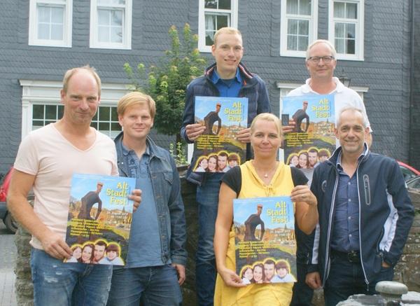 Wissener CDU lädt zum Altstadtfest