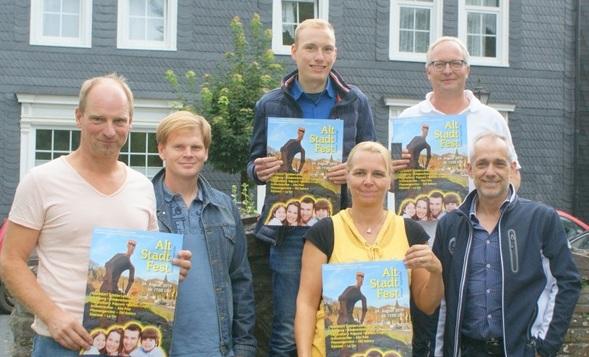 Wissener CDU l�dt zum Altstadtfest