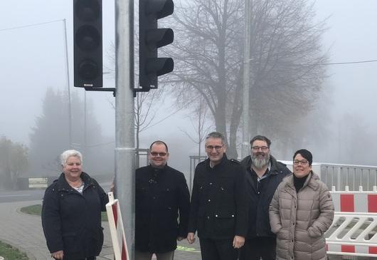 Hendrik Hering zur Ampel in Höhn: Versprechen eingelöst