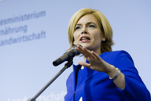 Ministerin Julia Klöckner kommt nach Gebhardshain