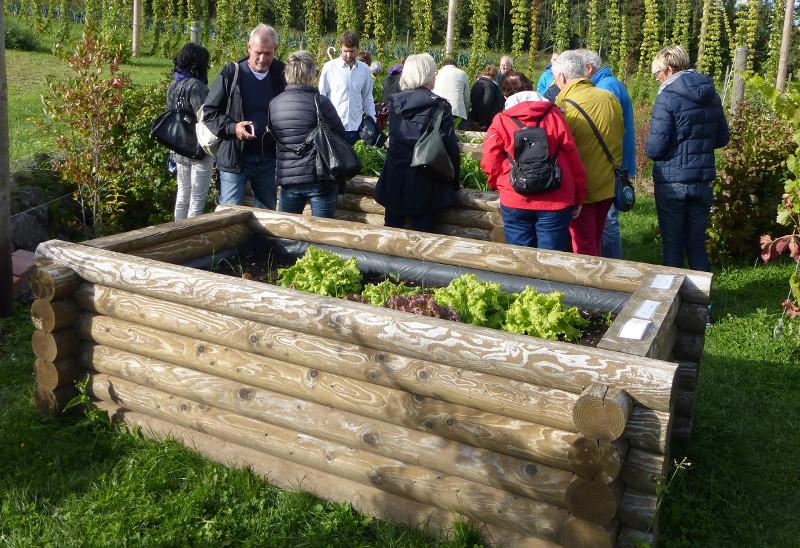 "NABU-Projekt ""KinderGartenpaten"": Vernetzung in Andernach"