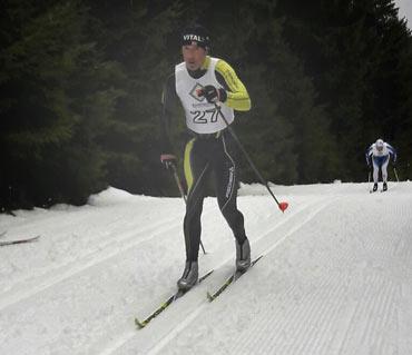 Andr� Schmidt auf Platz 5 bei Deutscher Meisterschaft