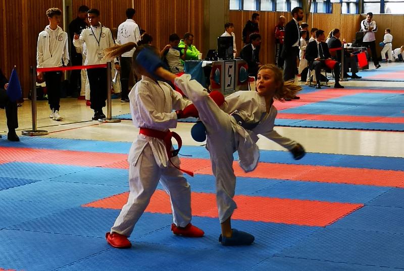 SG Anhausen: Karate-Nachwuchs startet durch