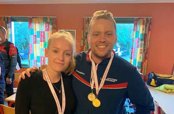 Wissener Bundesligaschützen erfolgreich bei Masters im dänischen Aarhus