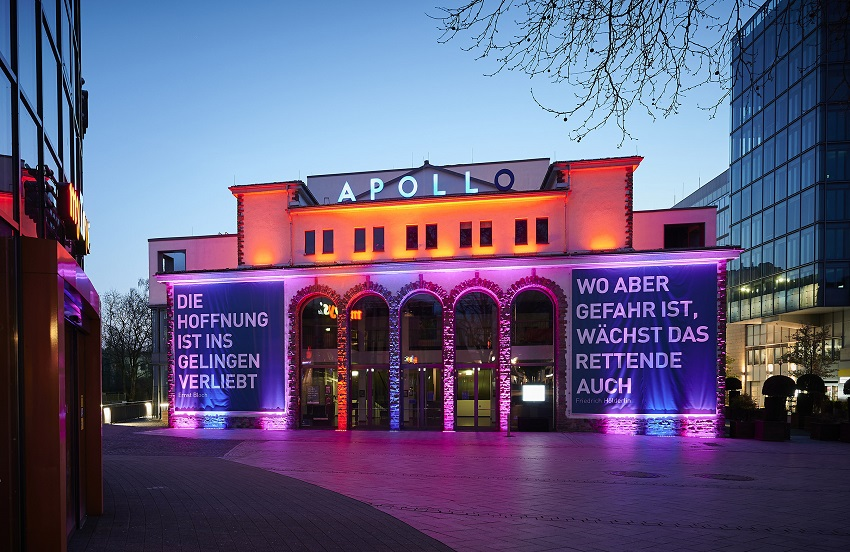 Das Apollo Theater in Siegen (Foto: Morgenthal)