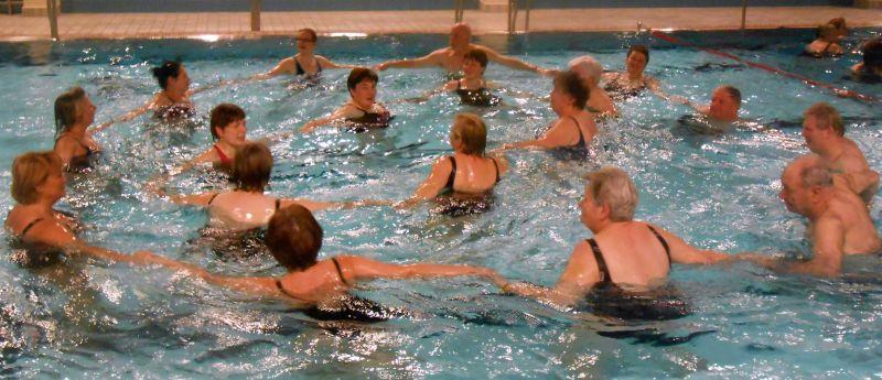 Neuer Aqua-Gymnastik-Kurs in Hachenburg