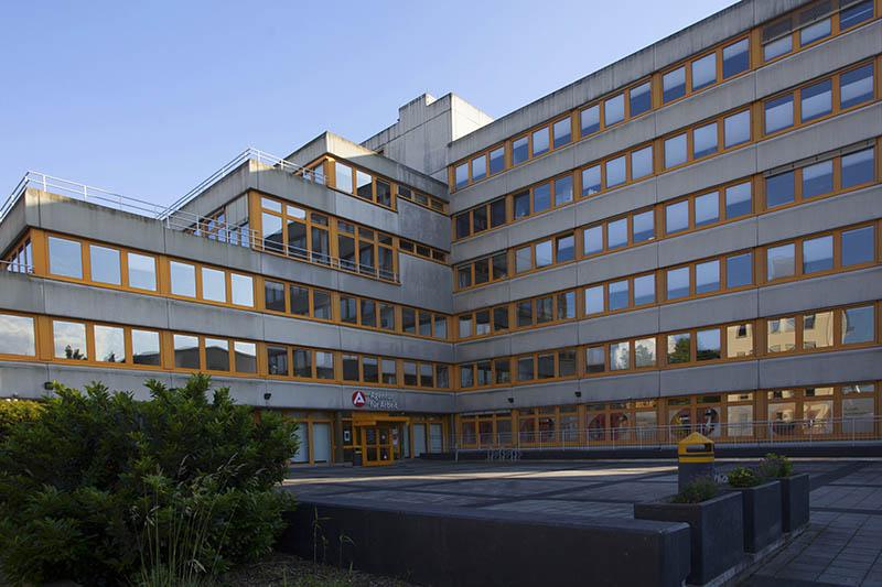 Die Agentur für Arbeit in Neuwied