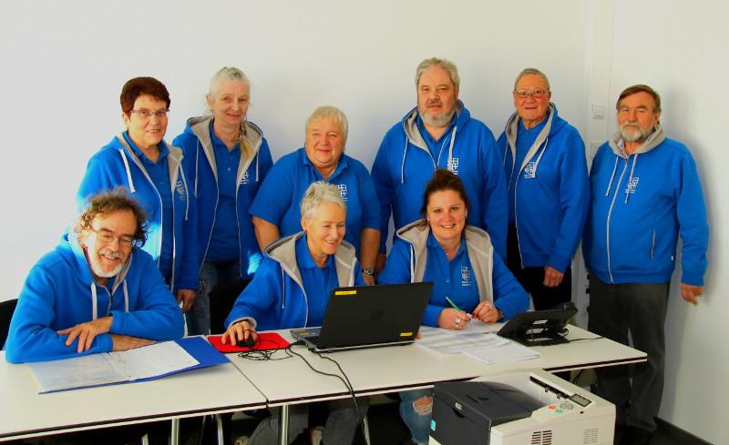 Telefonteam des Bürgerbusses Asbach sucht Verstärkung