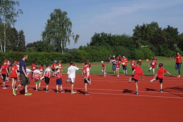 Leichtathletik vom Feinsten in Dierdorf