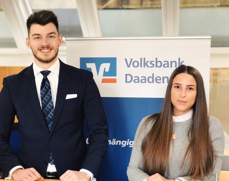 Neue Bankkaufleute starten durch