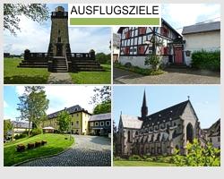 Interessante Ausflugsziele im Westerwald