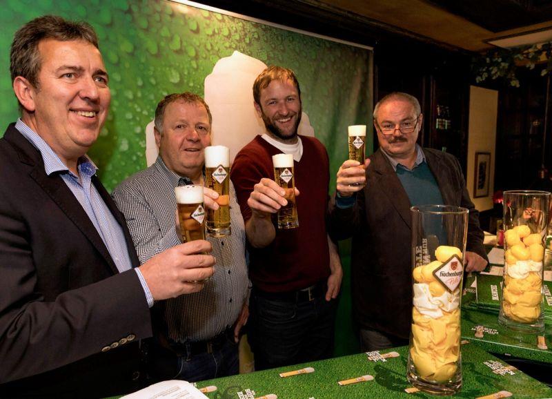 27. Hachenburger Pils-Cup: Spannendende Auslosung