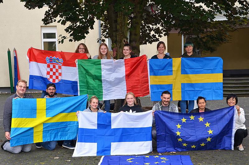 Schule im Aufbruch – Erasmus plus an Alice-Salomon-Schule 2019