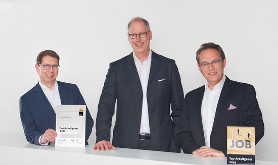Westerwald Bank erneut als bester Arbeitgeber ausgezeichnet