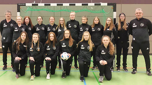Das Team aus Elkenroth. Foto: MSG Elkenroth
