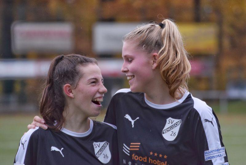 B-Juniorinnen mit abgeklärter Leistung zum nächsten Bundesligasieg