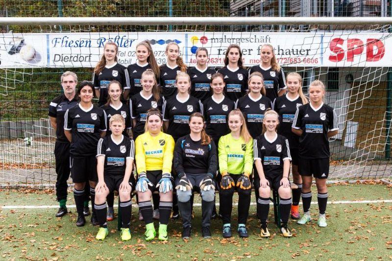 SV Rengsdorf bei Deutschen Meisterschaften im Futsal