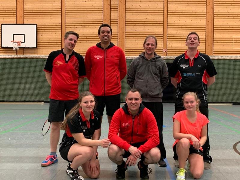 Volles Haus in Altenkirchen beim Badminton-Club