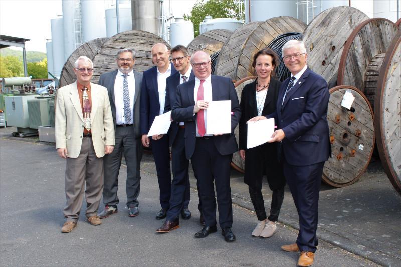 Bad Honnef AG: Gemeinden schließen Konzessionsvertrag ab