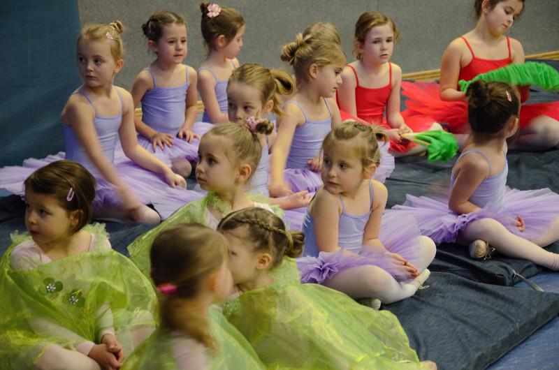 Elfentanz bis Hip Hop: Ballettgruppen zeigten ihr Können