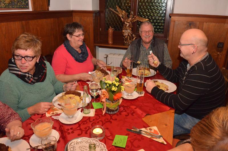 Das Döppekooche-Essen des VdK hat viele Fans