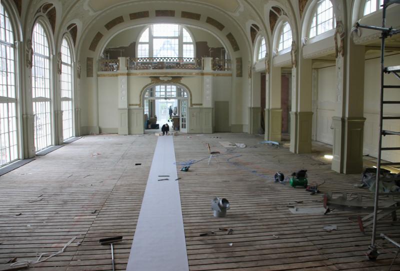Bad Honnefer Kursaal erstrahlt