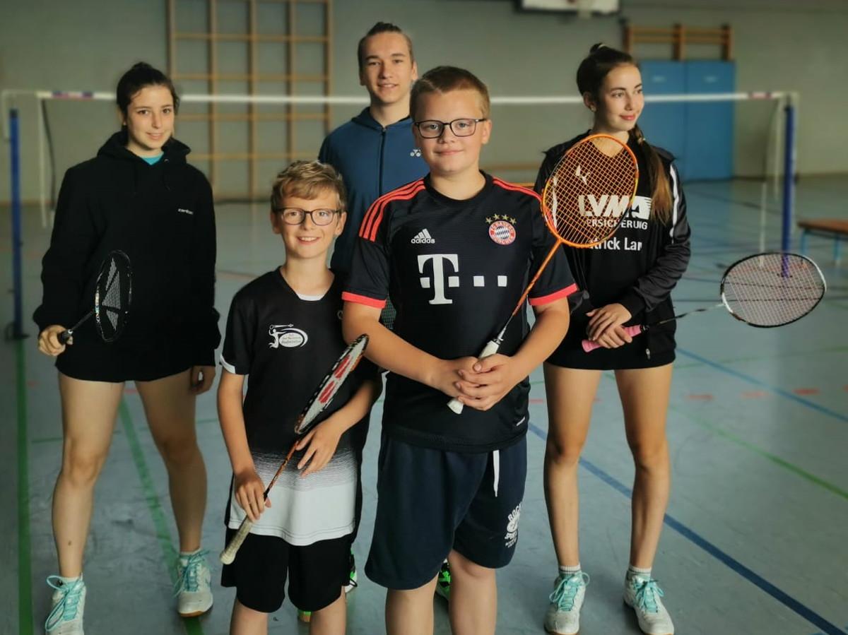 Junge Badmintonspieler sammelten Turniererfahrung: Gera war das Ziel