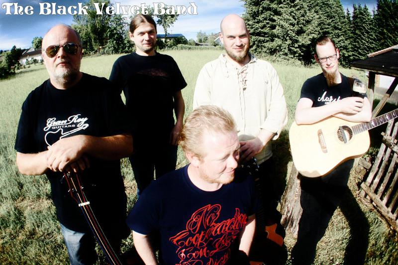 Sommerfestival-Konzertreihe startet mit der Black Velvet Band