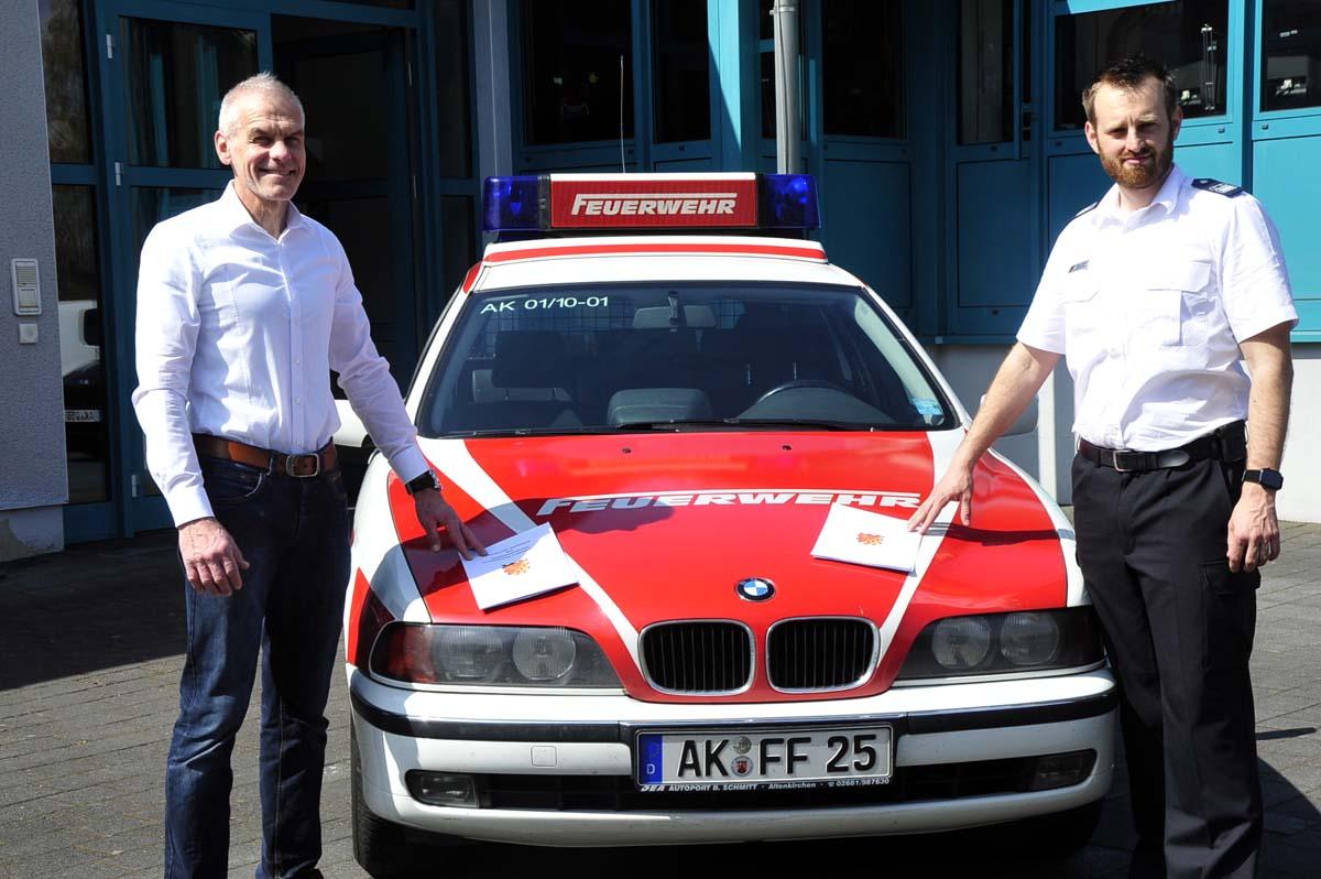 Feuerwehr Altenkirchen-Flammersfeld wird sich nicht an Schnelltests beteiligen