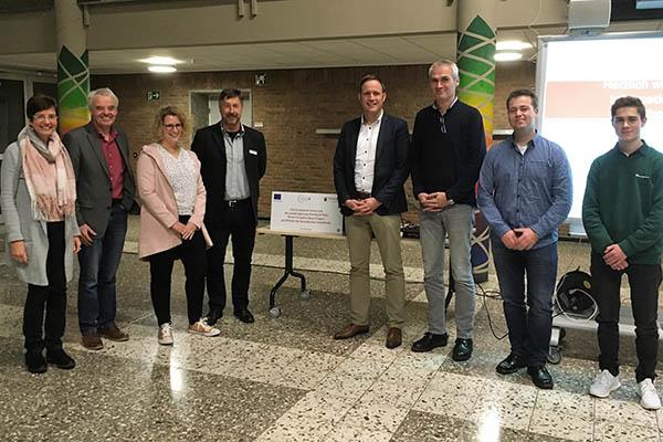 Realschule plus Hoher Westerwald Rennerod informierte