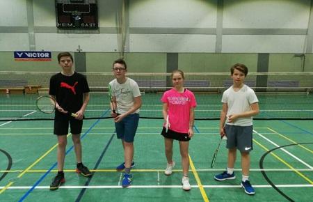 Badminton-Nachwuchsturnier: Jugend des BCA sehr erfolgreich