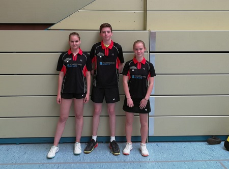 Altenkirchener Badminton-Jugend zeigte starken Willen