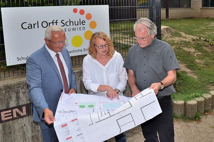 Hallerbach: Investitionen in Schulbau sichern Standortvorteile