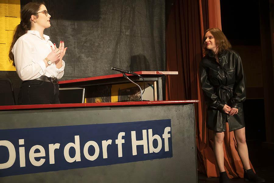 """""""Wer versteht hier Bahnhof?"""" im Martin-Butzer-Gymnasium Dierdorf"""