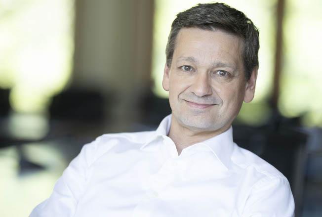CDU Spitzenkandidat Christian Baldauf am 14. August in Unkel