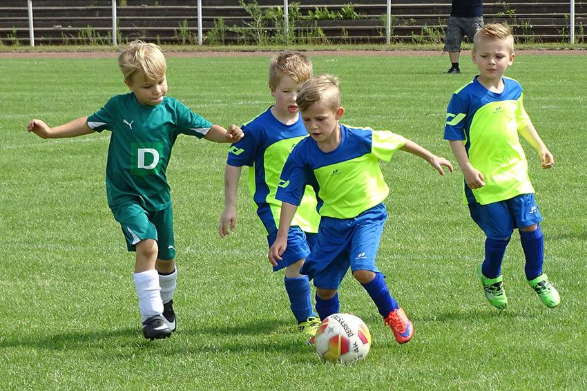 Kreis-Bambinitag in Altenkirchen mit 25 Teams