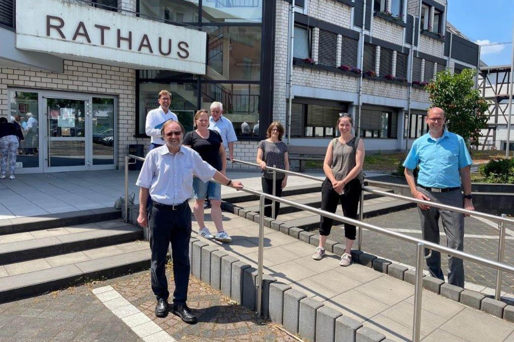 Bestehende Barrieren in der VG Bad Hönningen erfasst