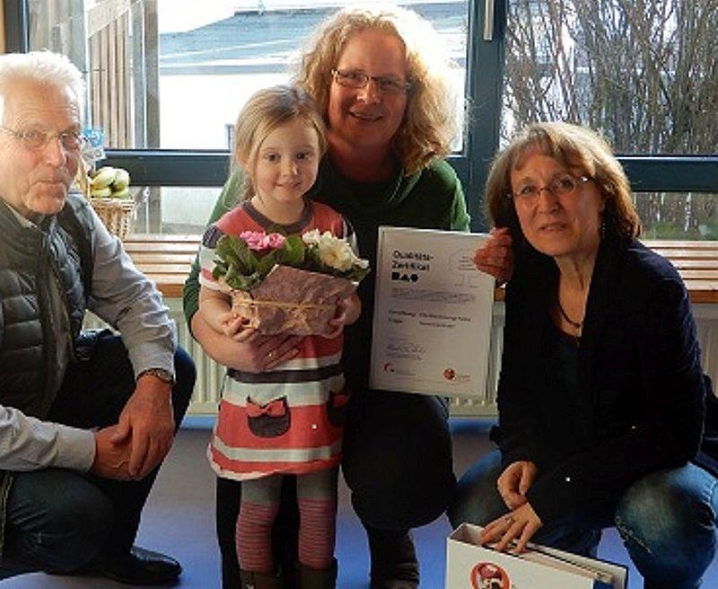 Kindertagestätte Basaltzwerge in Nister für die Bildung der Kinder gerüstet
