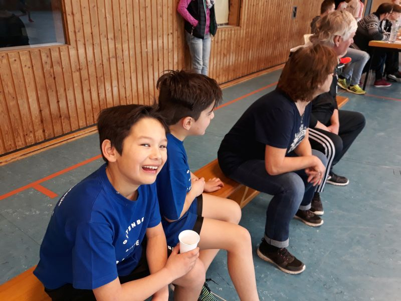 Gutenbergschule Dierdorf ist Vize-Kreismeister im Basketball