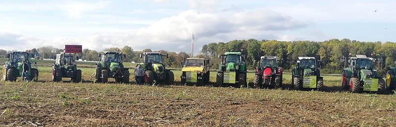 Hallerbach: Landwirtschaft dringend für Erhaltung ländlicher Räume notwendig