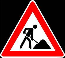 Straßenbauarbeiten rund um Dierdorf