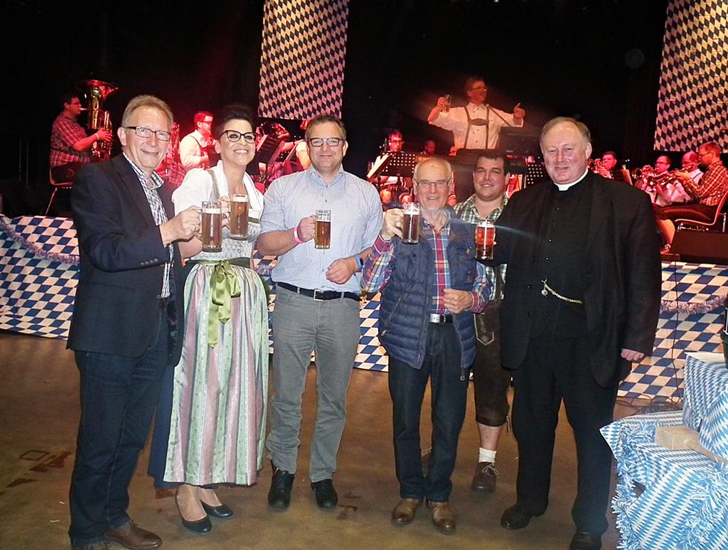 Viele Gäste beim 24. Bayerischen Abend in Wissen
